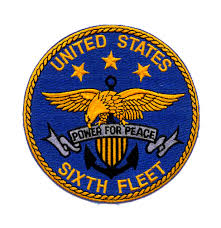 Sixth Fleet Badge